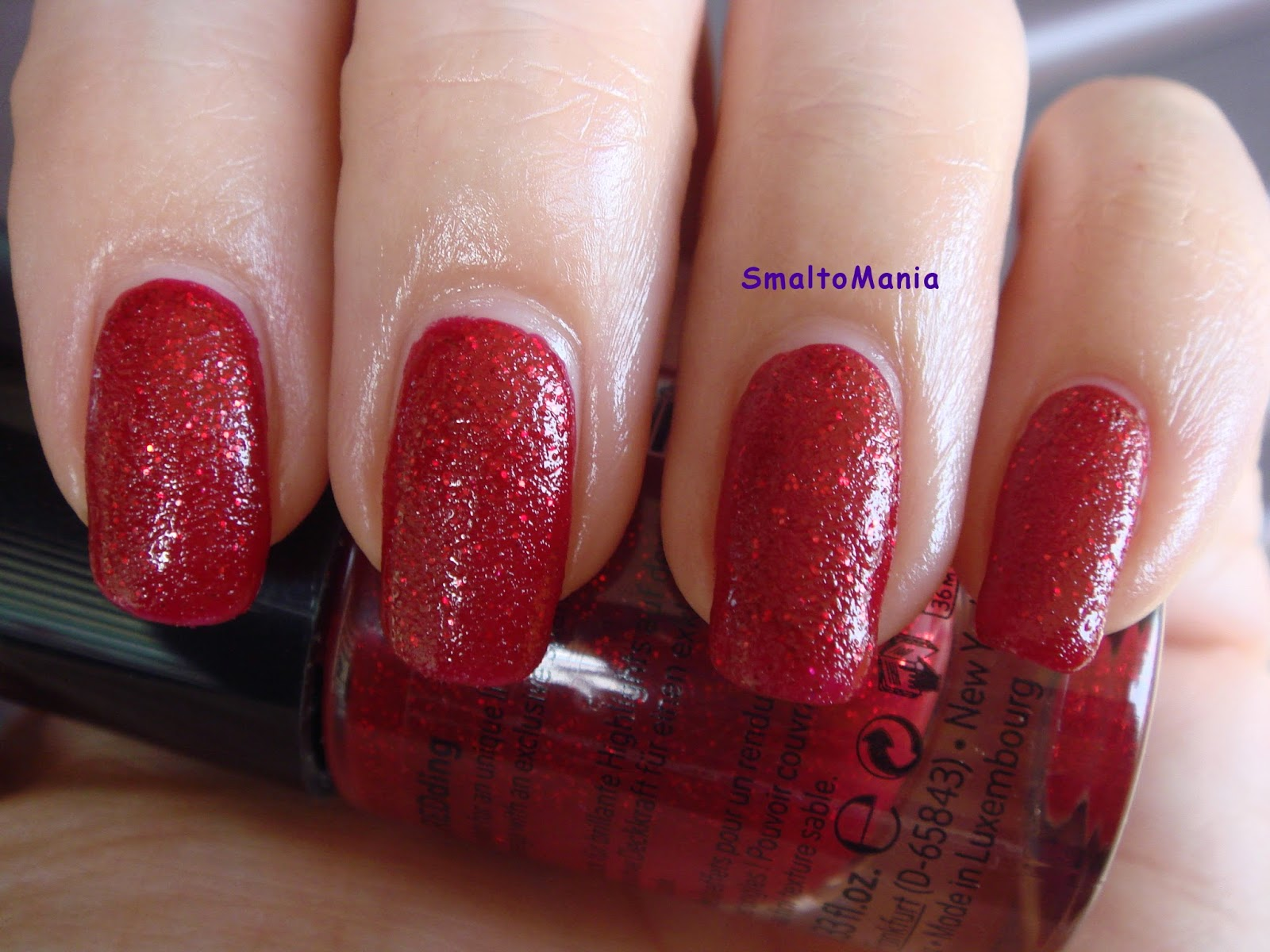 Catrice Crushed Crystals Royal REDding