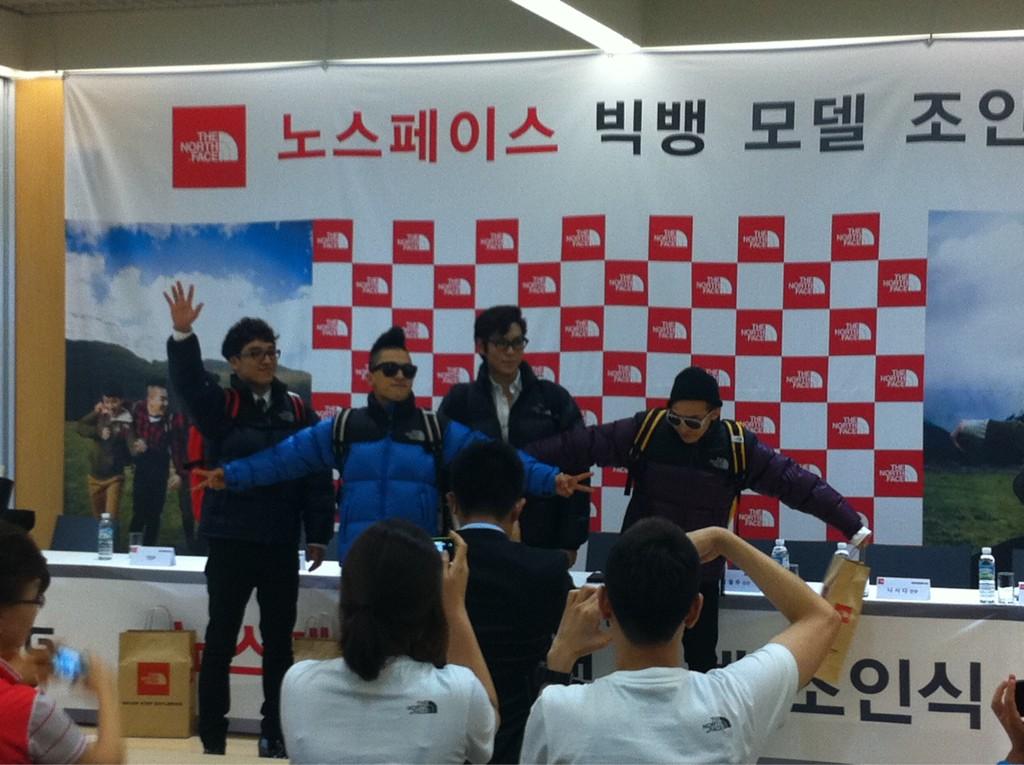 BigBang Eikones 110808_BIGBANG_North-Face-Event_bigbangupdates-8