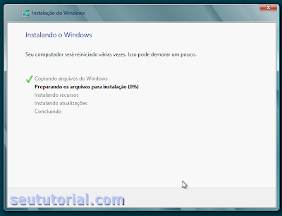 tutorial como colocar windows 8