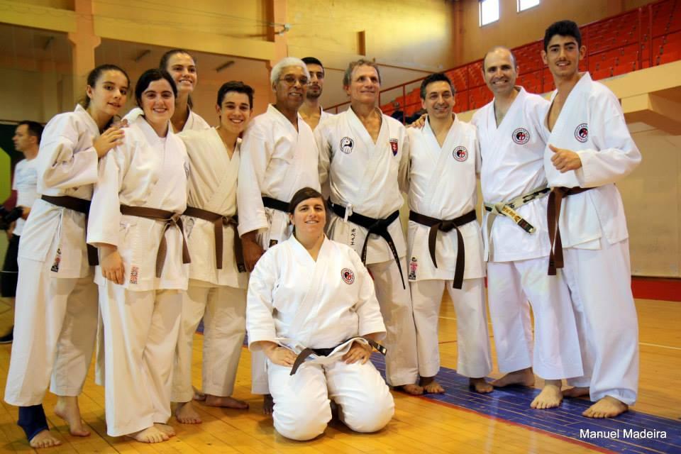 Núcleo de Karate GoJu Ryu
