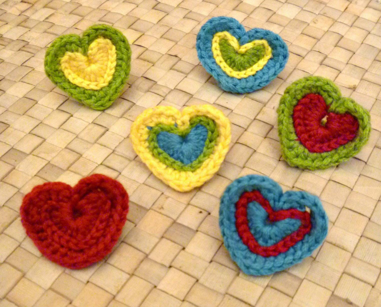 Stitch Story Free Valentine Crochet Ring Pattern