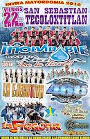 baile tecoloxtitlan 2016 inolvidable