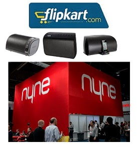 Flipkart Lowest Price Offer: Get Upto 59% Off on Nyne Bluetooth Speakers – 5 Variants (US Brand)