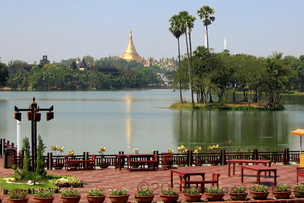 Yangon myanmar tourist destinations for Modern house yangon