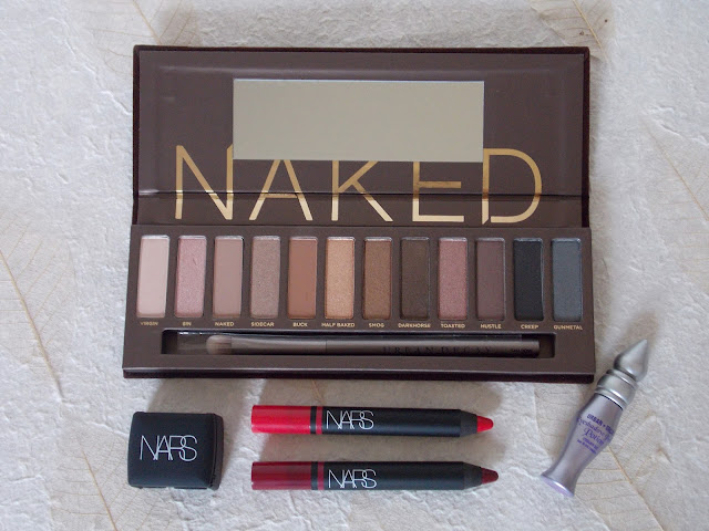 Urban Decay and Nars Makeup