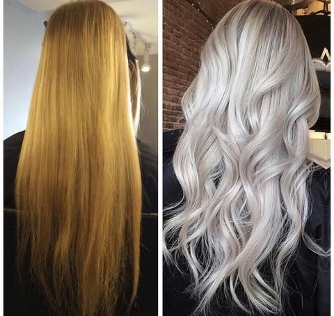 astonishing icy blonde ideas