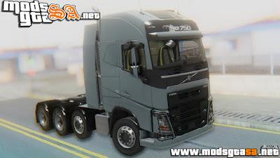 SA - Volvo FH Euro 6 Heavy 8x4