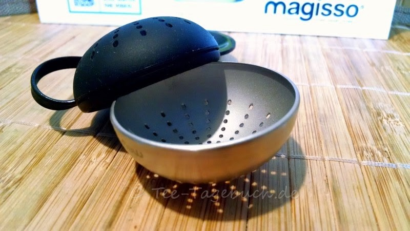 Magnetisches Tee-Ei von Magisso - Teile