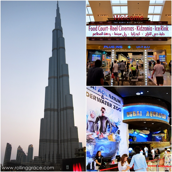 best shopping malls in dubai