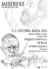 MISERERE DE ESLAVA 2012 - ORQUESTA SINFÓNICA DE BAEZA Y CORAL BAEZANA