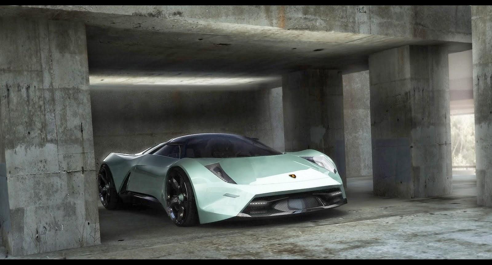 Lamborghini Insecta Concept pictures hd
