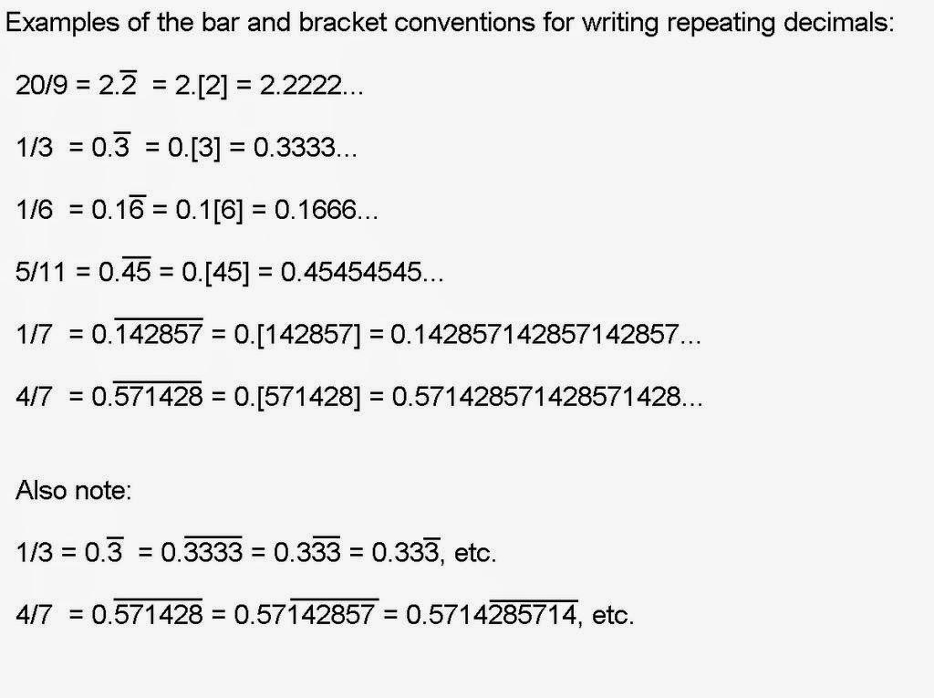 Recurring Decimals Worksheet Ks3 converting recurring decimals – Recurring Decimals Worksheet