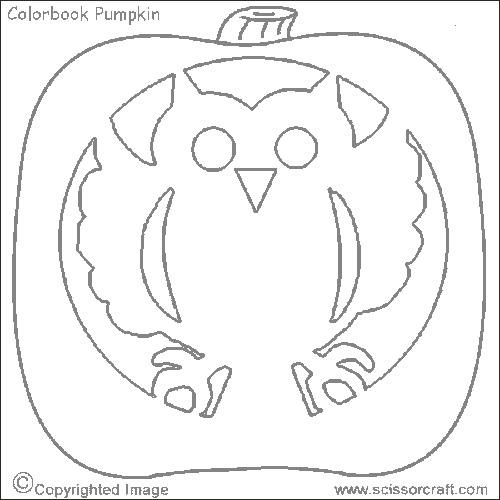 My owl barn free halloween pumpkin stencils carving ideas garlands monday october 29 2012 maxwellsz