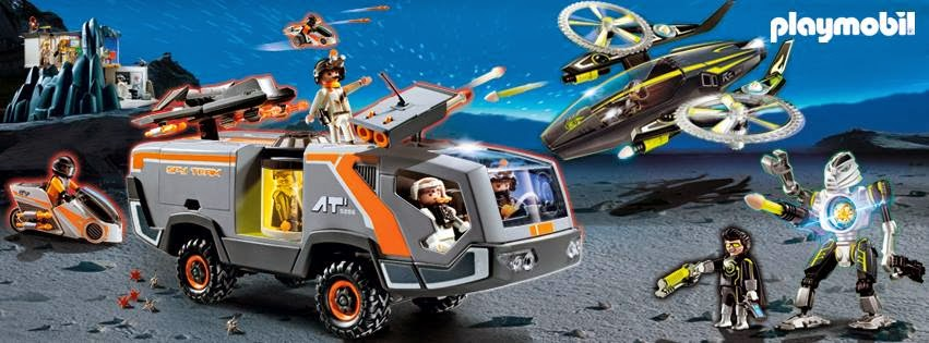 Top agents 2 de playmobil