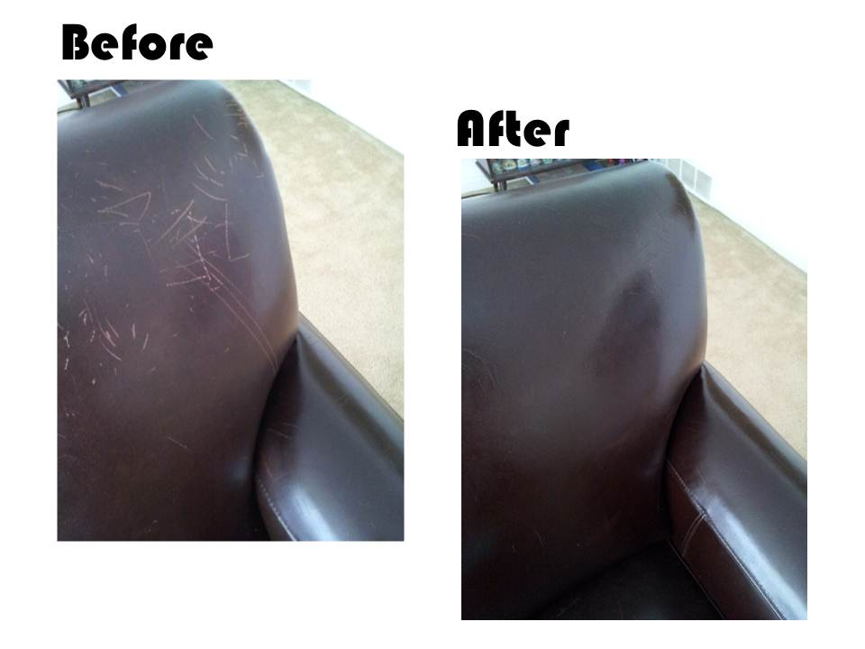 How To Get Cat Scratches Off Leather Furniture
