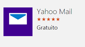 Yahoo Mail para Windows 10 ha llegado!