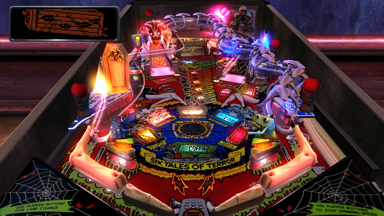 All pc 3d pinball games top games for Pinball de mesa