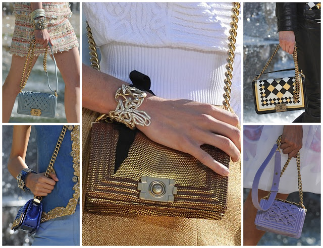 CHANEL Cruise 2012/13 Leather Goods