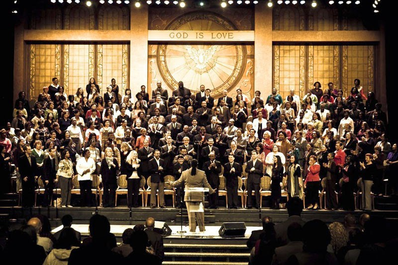Brooklyn Tabernacle em Nova York