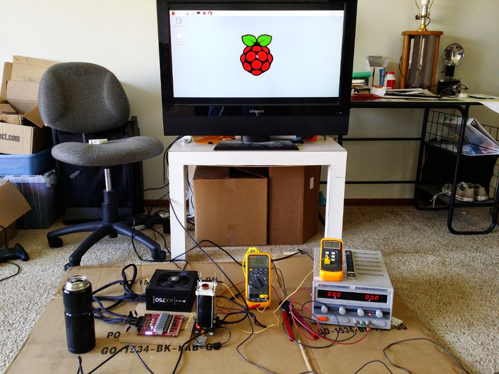 Overclock Raspberry Pi 2