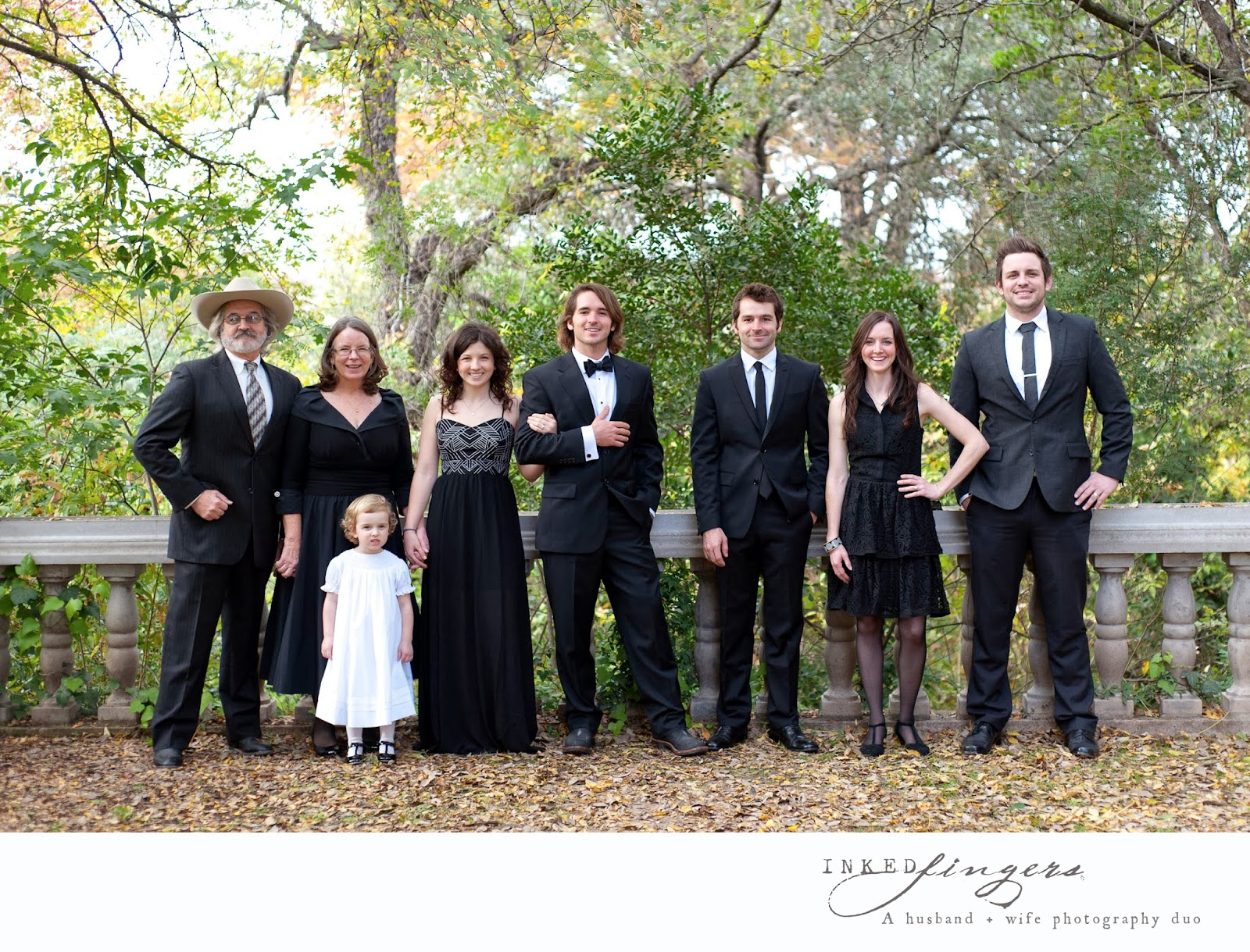 The Contemporary Austin Wedding