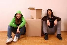 le d m nagement vu par des adolescents. Black Bedroom Furniture Sets. Home Design Ideas