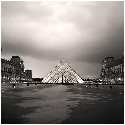 Les pyramides du Louvre, 2014