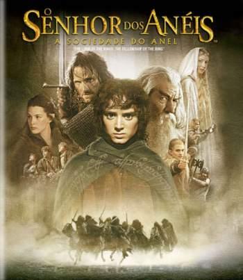 O Senhor dos Anéis: A Sociedade do Anel Torrent - BluRay 1080p Dual Áudio