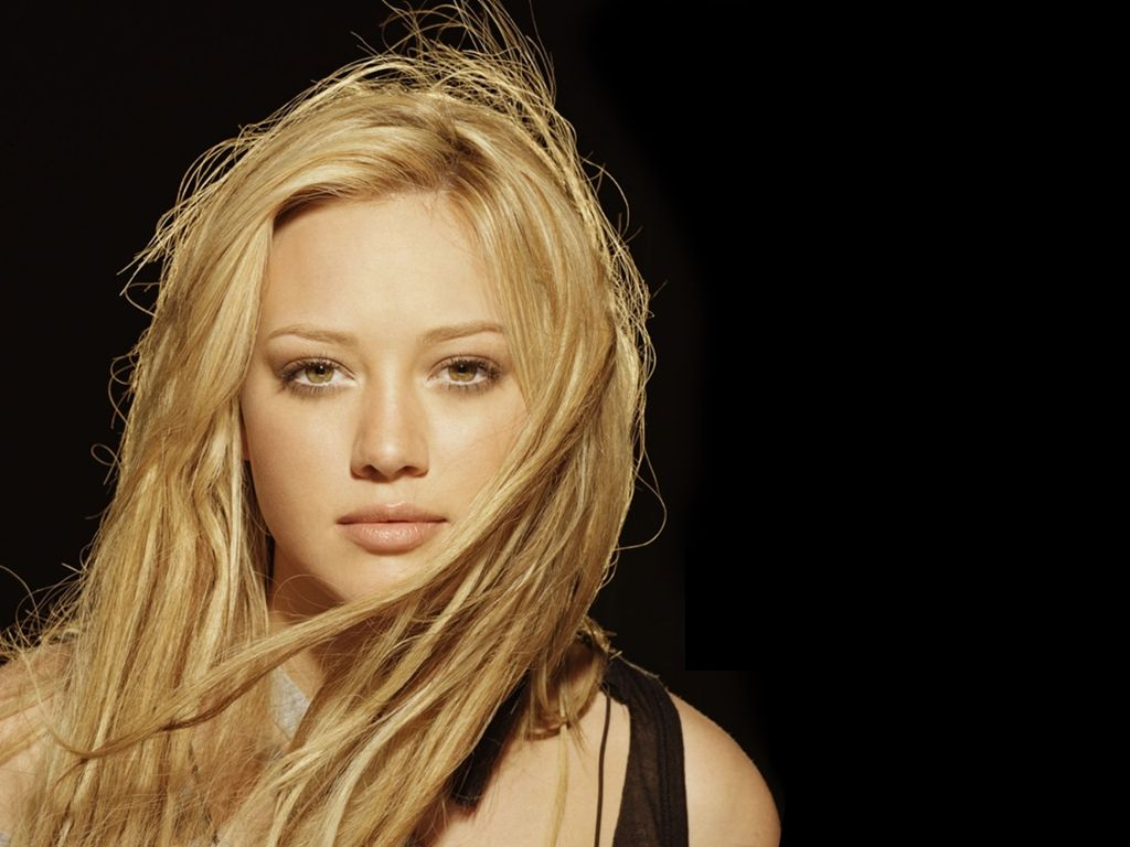 Thought differently, hilary duff hot stuff for