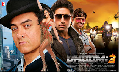 Dhoom 3 (2013) Review By Taran Adarsh,Rajeev Masand,Komal Nahata