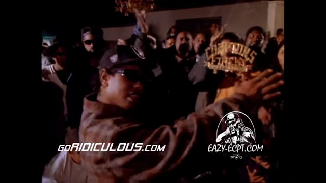 """19 anos depois diretor do clipe """"Real Muthaphuckkin G's""""  do Eazy - e lança o clipe com novos cortes"""