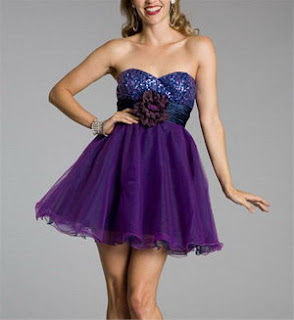 strapless-sweetheart-neckline-pleated-empire-purple-prom-dresses