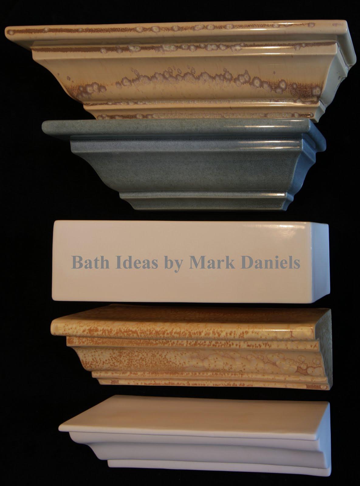 Bathroom remodeling design ideas tile shower niches for Bathroom design b q