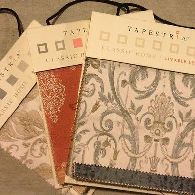 Stuff You Cant Have Upcycling Fabric Sample Books