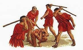 Delitos en Derecho romano
