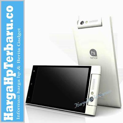 Himax Luncurkan Smartphone 4G LTE Paling Murah