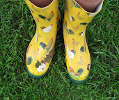 ...and my chicken boots;)
