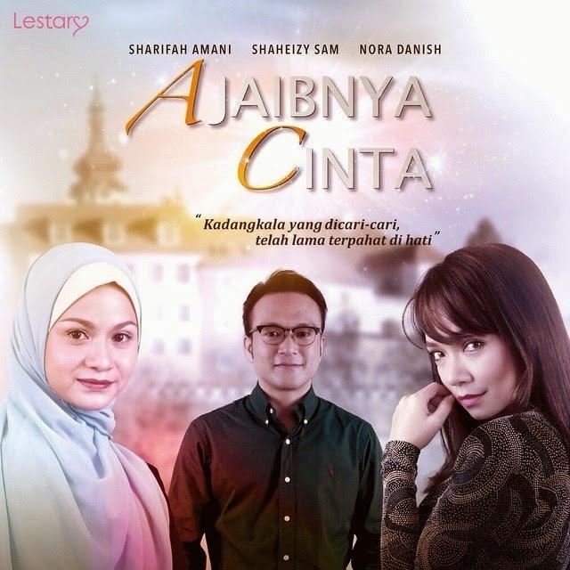Ajaibnya Cinta (2015) Lestary TV3, TV Online, TV Streaming, Anime, Sukan, Movie Terbaru, Video Tube