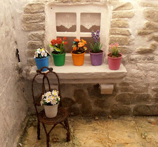 flores miniatura