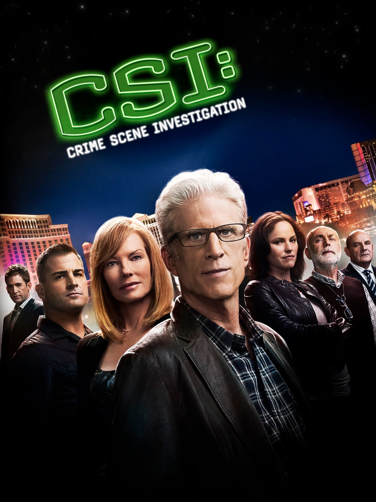CSI Facebook Game