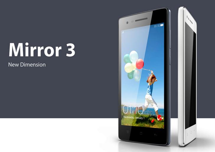 Kelebihan dan Kekurangan Oppo Mirror 3 Terbaru