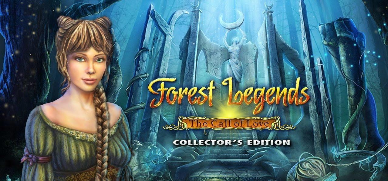 Forest Legends v1.0 APK+DATA