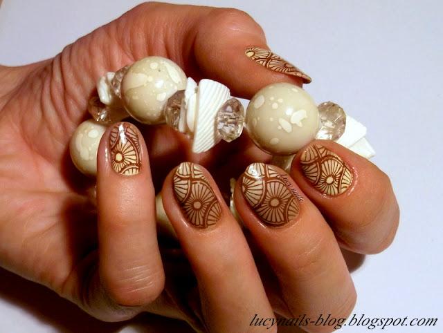 Stamping nails BP-L003