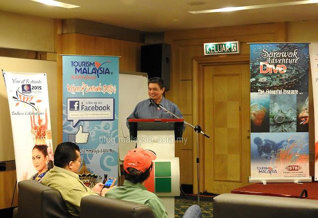 Iskandar Mirza Tourism Malaysia