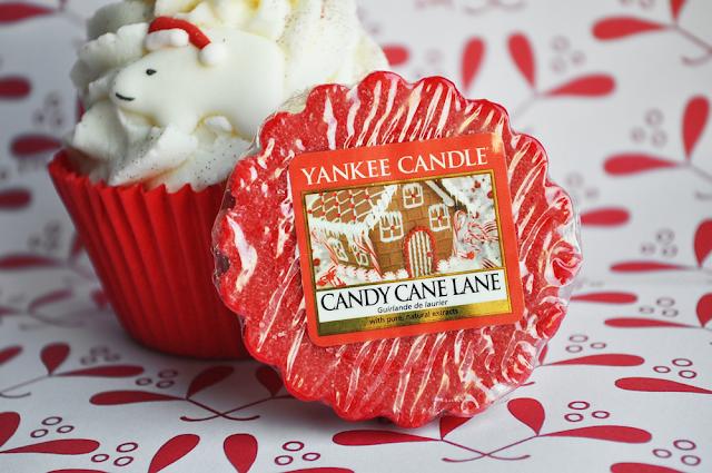 yankee candle candy cane lane
