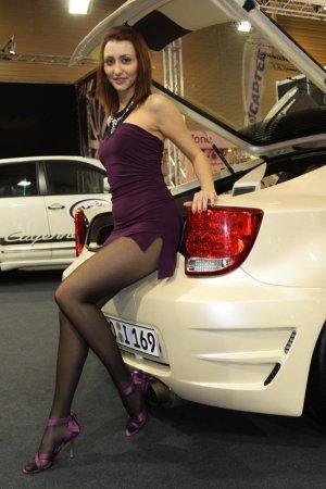 Ragazze Al Motorshow Di Essen Autostyle