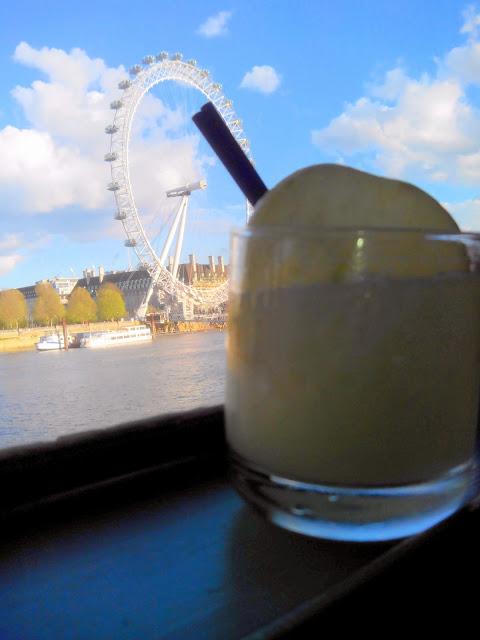 Cocktail hispaniola london eye