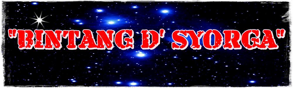 Bintang D'Syorga