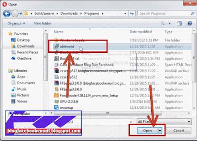 cara menyimpan file online ke server internet