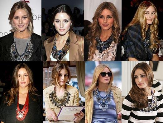 diy collar babero de perlas y tachuelas / pearl bib necklace and studs